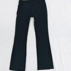 ♠️ Candie's Black sz 7 boot cut dress slacks/pants